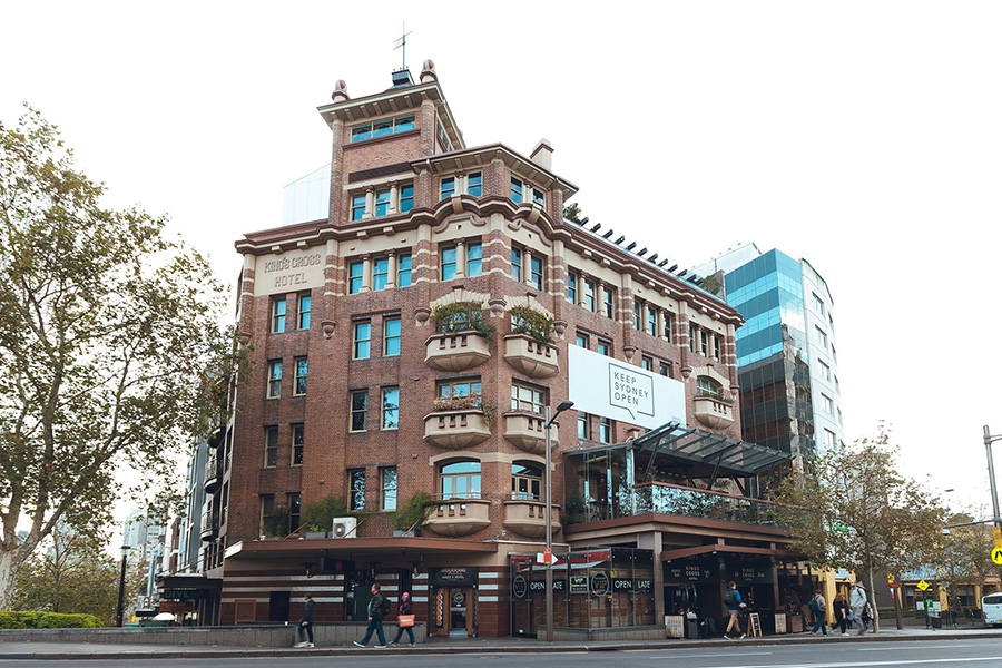 36 Best Live Music Venues in Sydney - Kings Cross Hotel