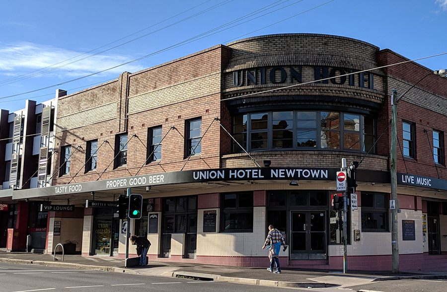 36 Best Live Music Venues in Sydney - The Union Hotel Newtown