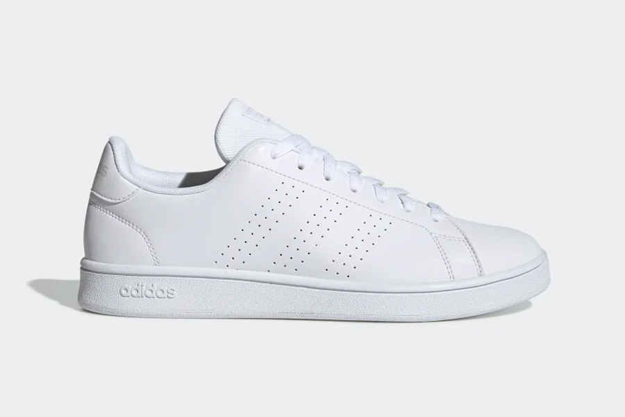 Advantage Cloudfoam white sneaker