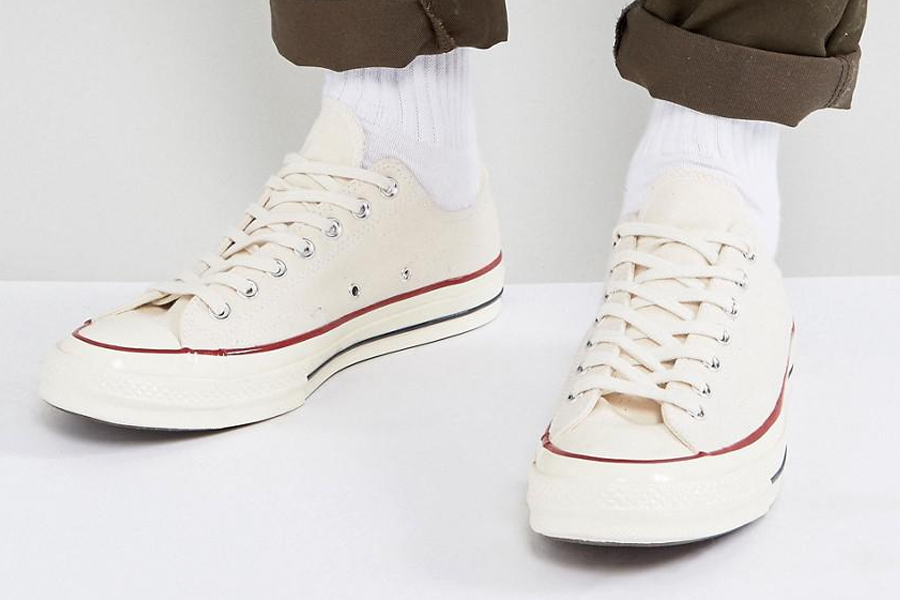 Chuck Taylor All Star 70 low top white