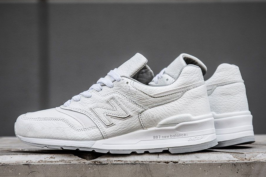 New Balance USA 997 bison 2