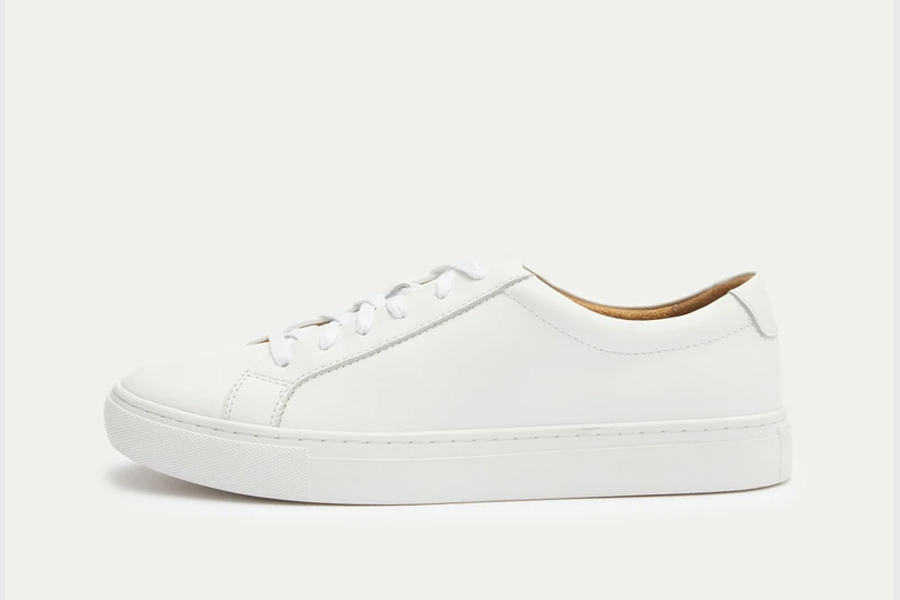 New Republic Kurt Leather Sneaker