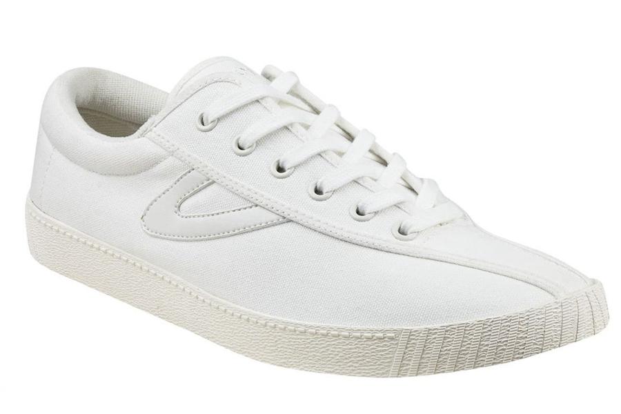 Tretorn Nyliteplus white sneaker