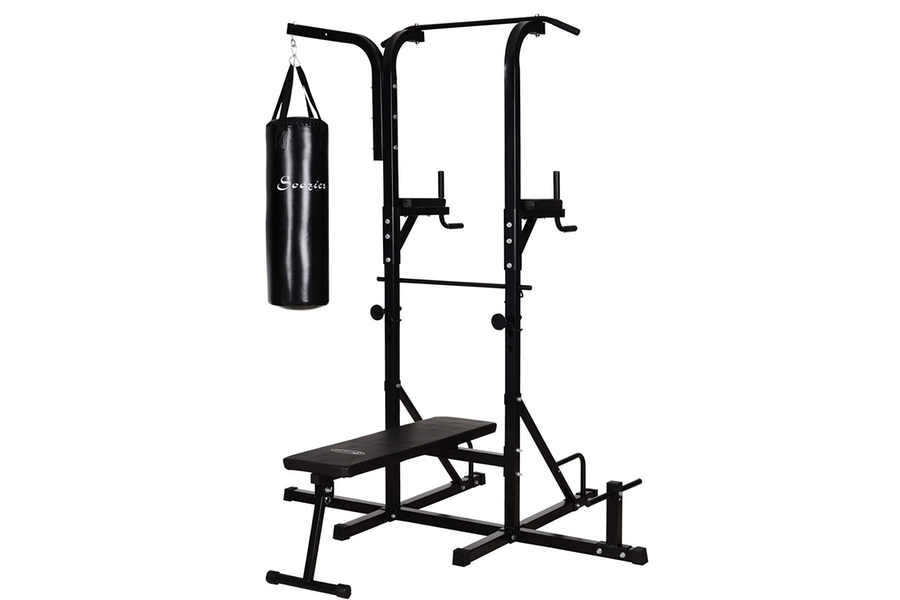 Soozier Home Gym Power Tower