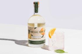 Archie Rose poorman's orange gin