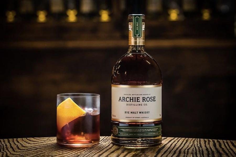 Archie Rose Rye named World's Best at World Whiskies Awards