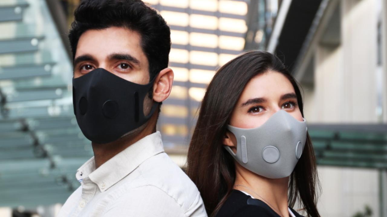 masque p2 virus