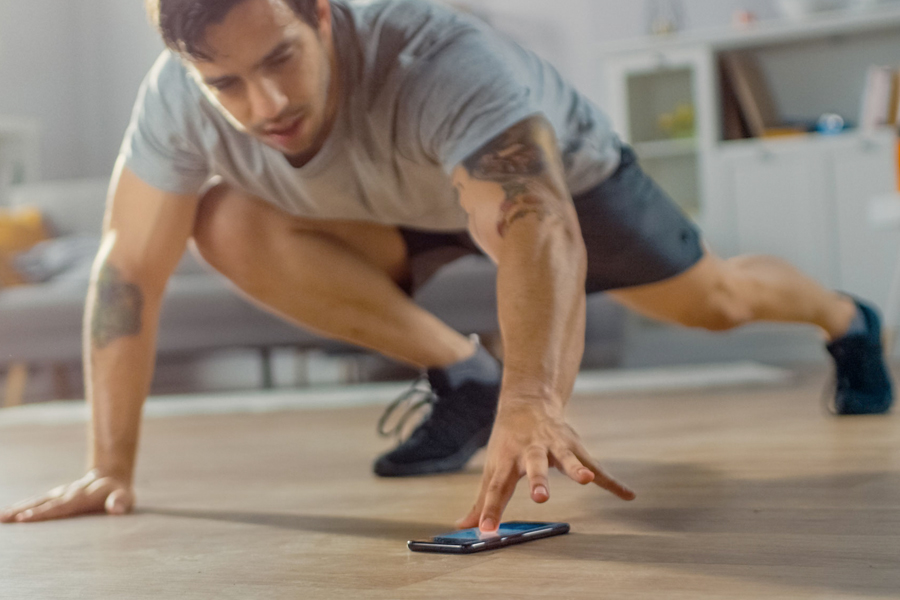 20 Best Fitness Apps to Improve Your Home Workout Routine | Man of Many