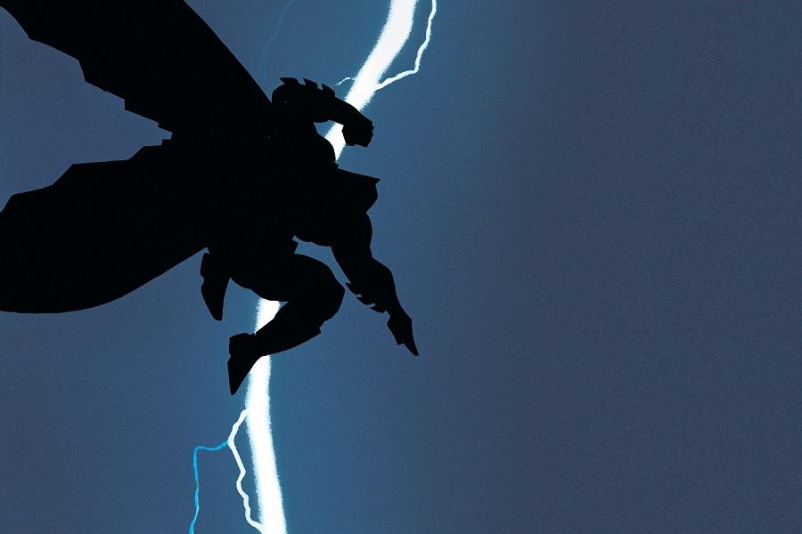 dark knight returns comic cover
