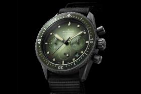 Blancpain Fifty Fathoms Bathyscaphe Chronographe Flyback watch