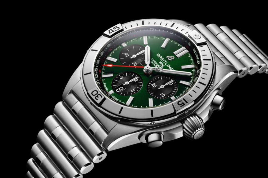 Breitling bentley partnership watch