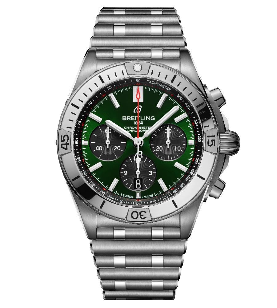 Breitling Chronomat Bentley watch