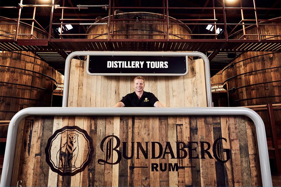 Bundaberg Rum regeneration