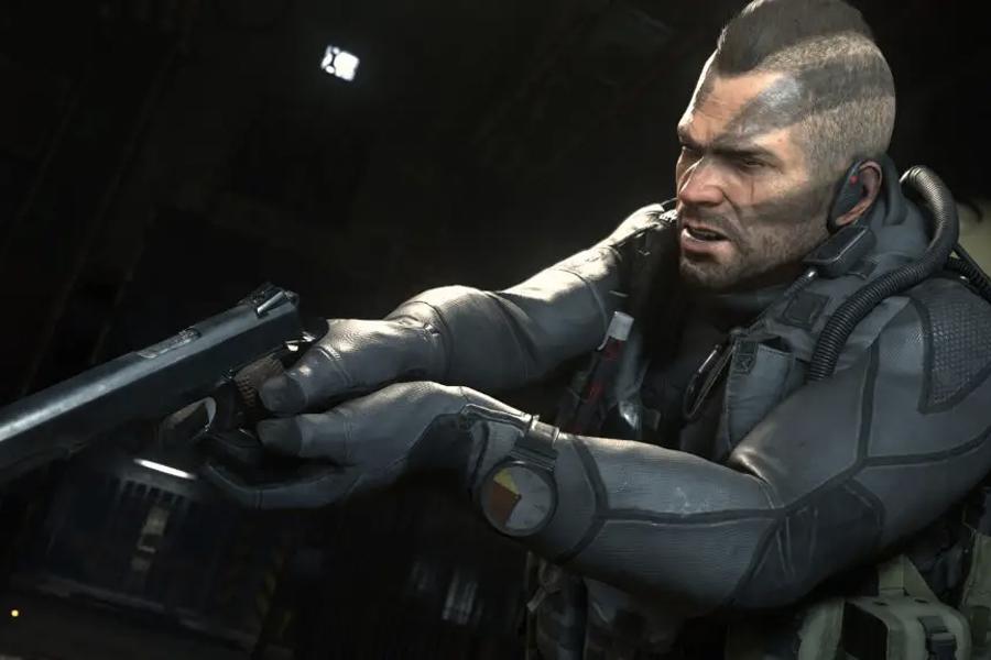 Call of Duty- Modern Warfare 2 remaster 1