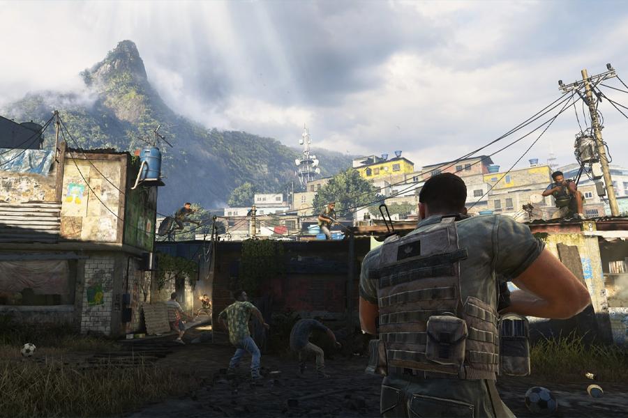 Call of Duty- Modern Warfare 2 remaster 2