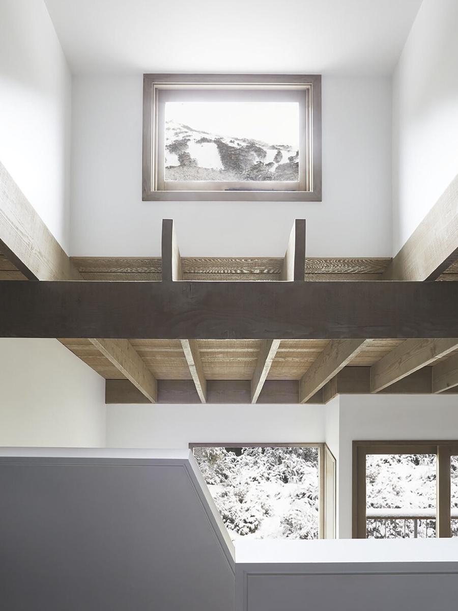 thredbo loft cabin