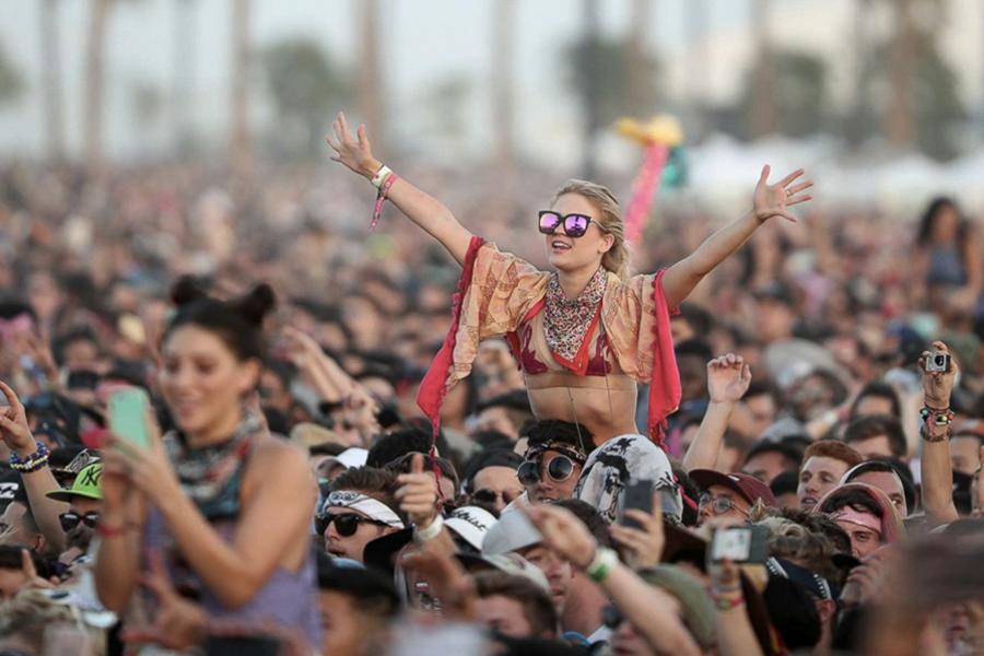 Coachella reportedly postponed 1