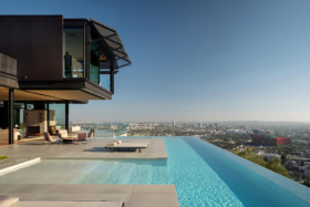 Collywood house pool