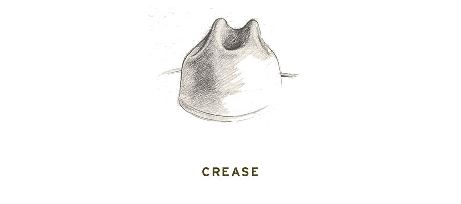 Crease