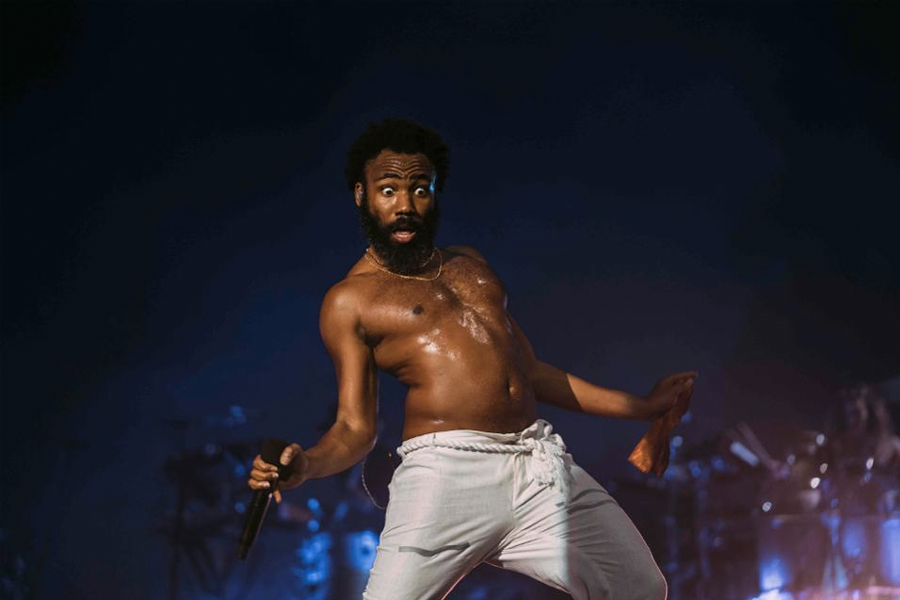 In The Midst Of Global Panic Donald Glover Drops Surprise