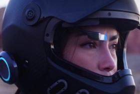 eyeride hud motorcycle heads up display