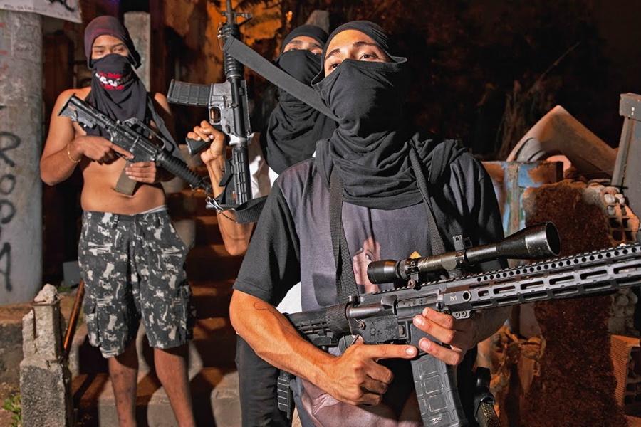 Favela Gangs Coronavirus