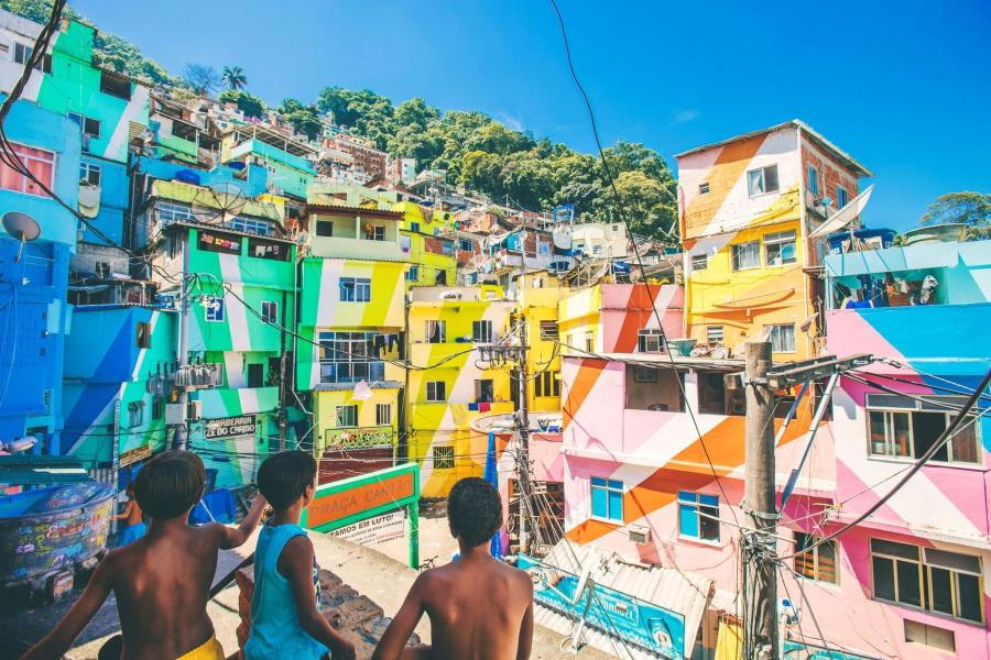 Favelas Lockdown