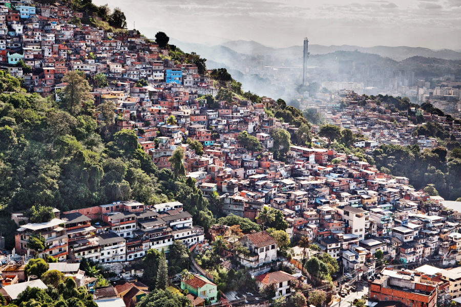 Favelas Lockdown2