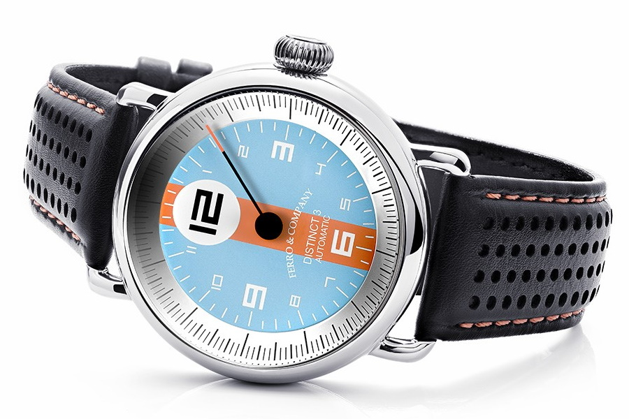 le mans racing watch