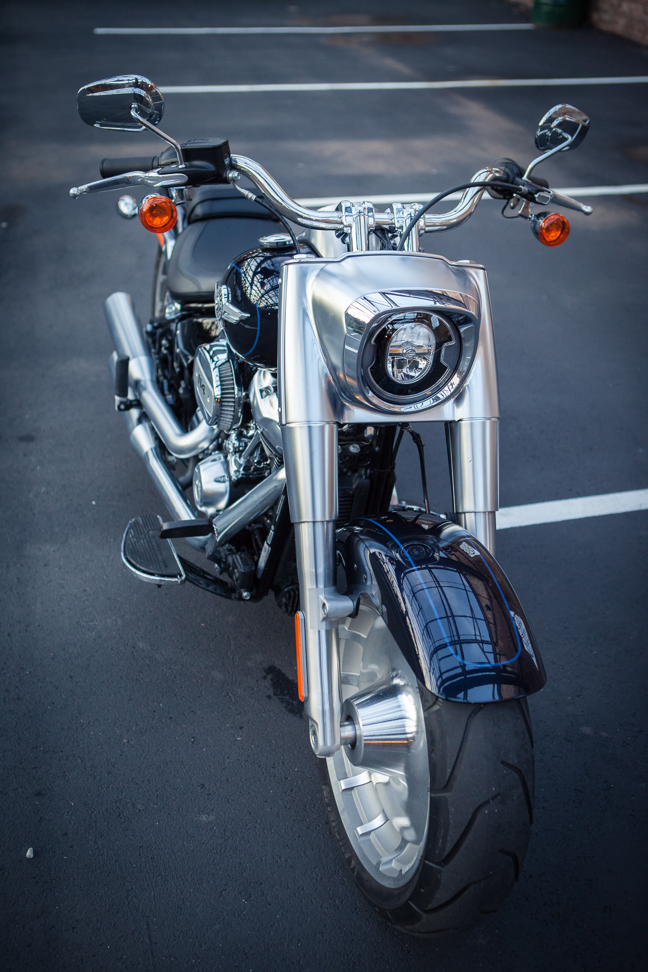 Harley-Davidson Fat Boy 6