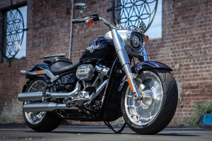 Harley-Davidson Fat Boy 6