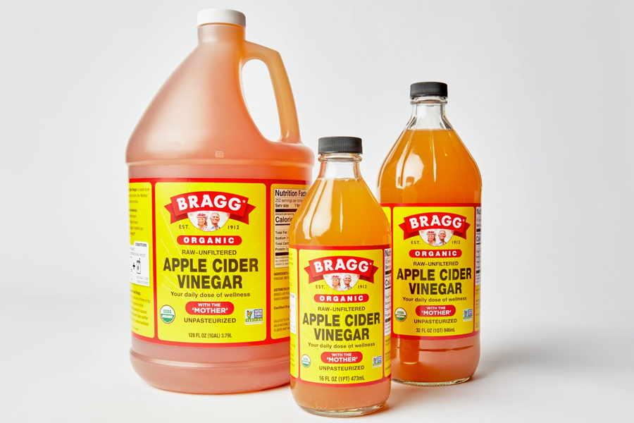 Top 5 Health Benefits of Apple Cider Vinegar | Man of Many