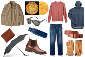 Products from Huckberry Finds March