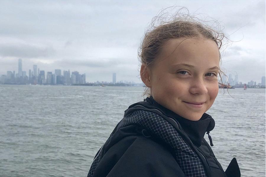 International Women's Day 2020 Greta Thurbeg