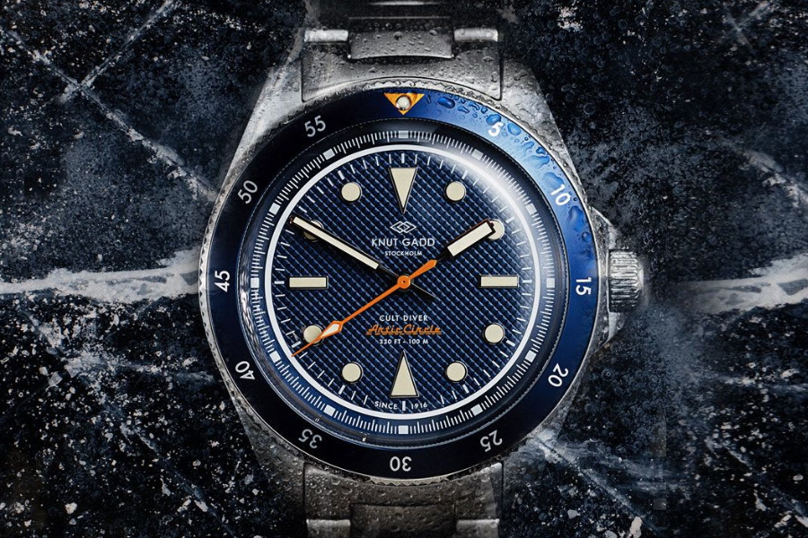 limited edition divers watch