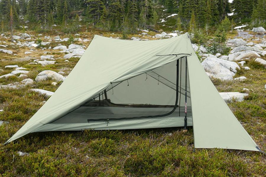 Dan Durston X-MID tent