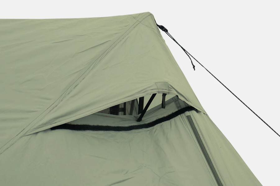 one man camping tent