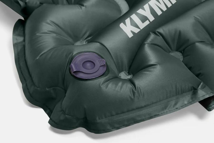 inflattable sleeping pad