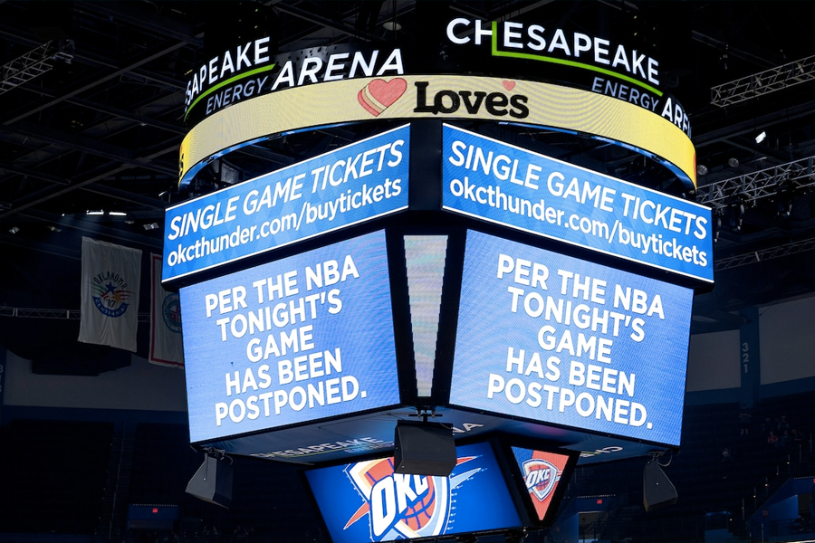Nba games suspended