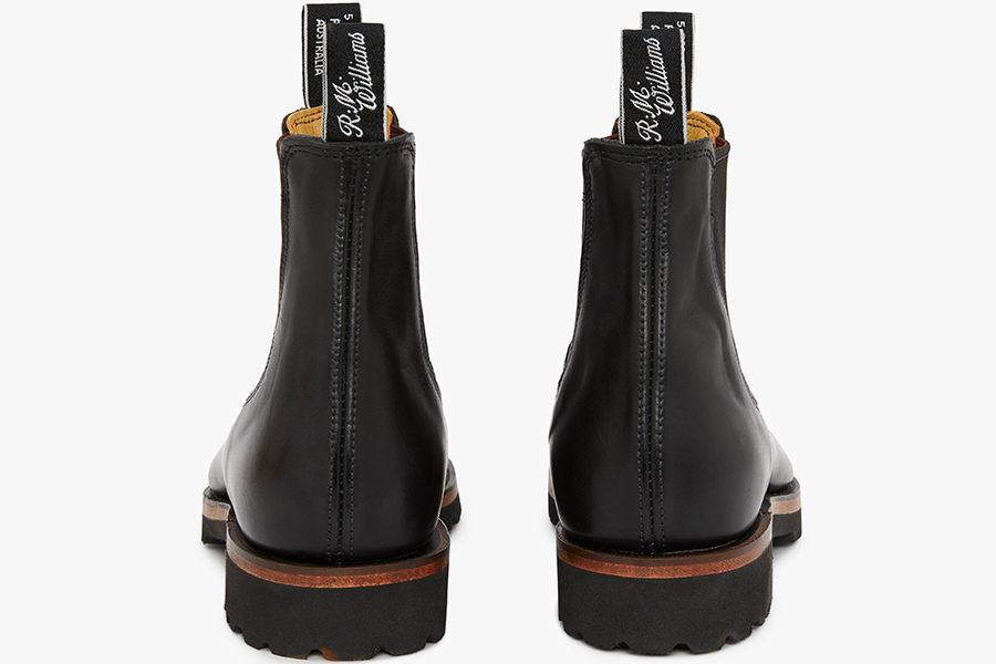 R.M. Williams Urban Turnout Boot back view