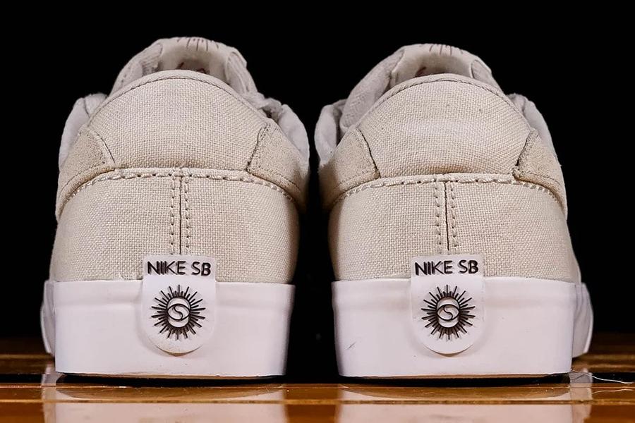 Nike SB Shane back view heel