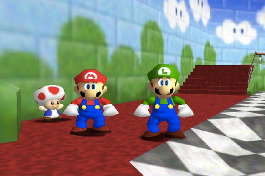 Nintendo Super Mario Anniversary