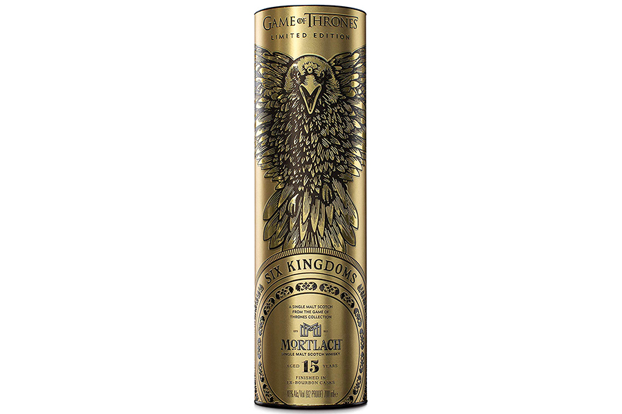 Ninth and Final Game of Thrones Whisky Six Kingdoms – Mortlach Aged 15 Years limited edition