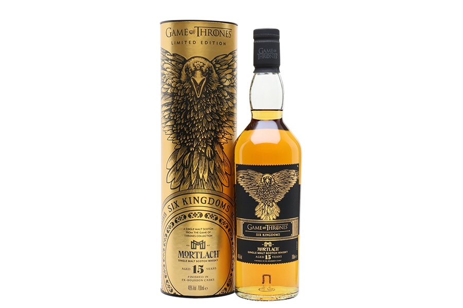Ninth and Final Game of Thrones Whisky Six Kingdoms – Mortlach Aged 15 Years