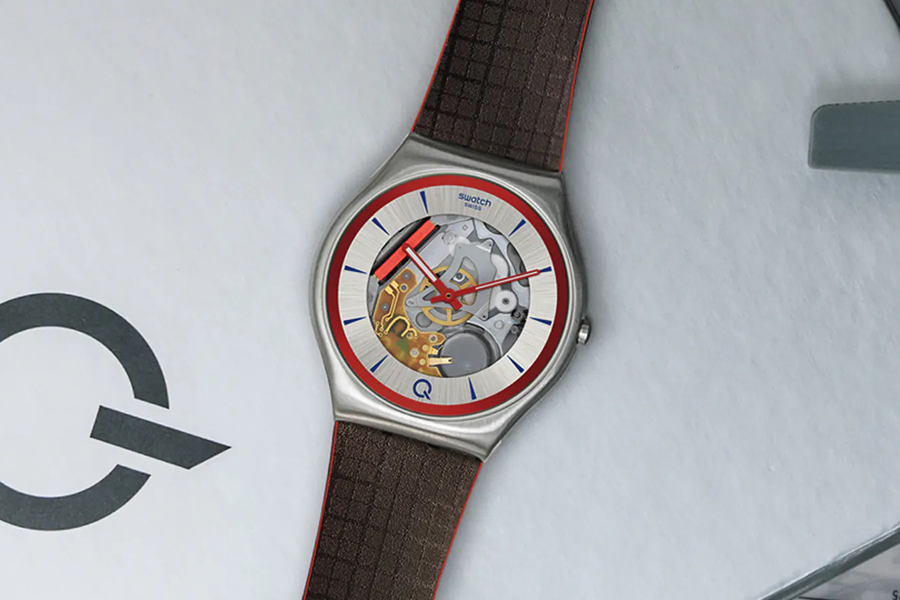 swatch 007 Q watch collection