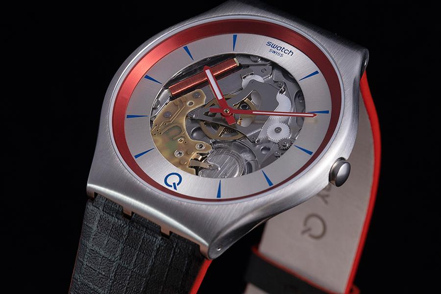 swatch 007 Q watch front
