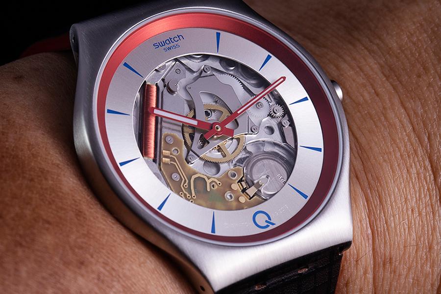 swatch 007 Q