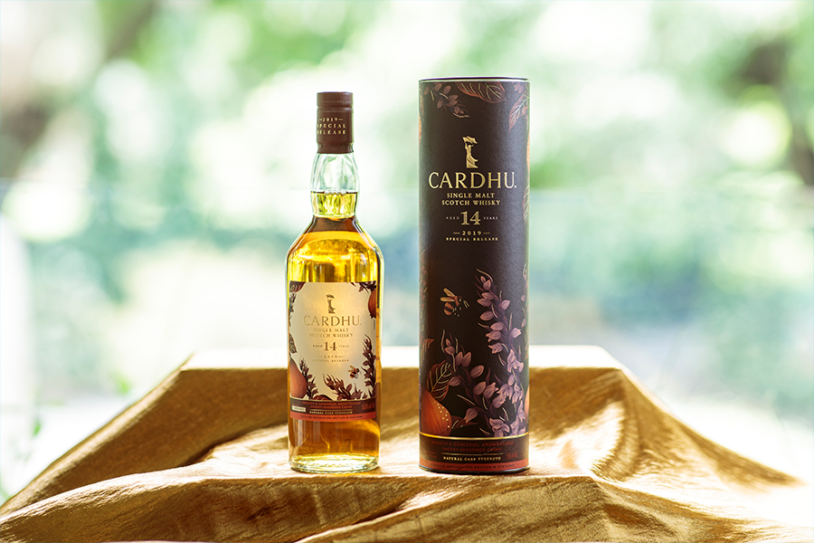 Special Releases rare by nature - Cardhu 14yo
