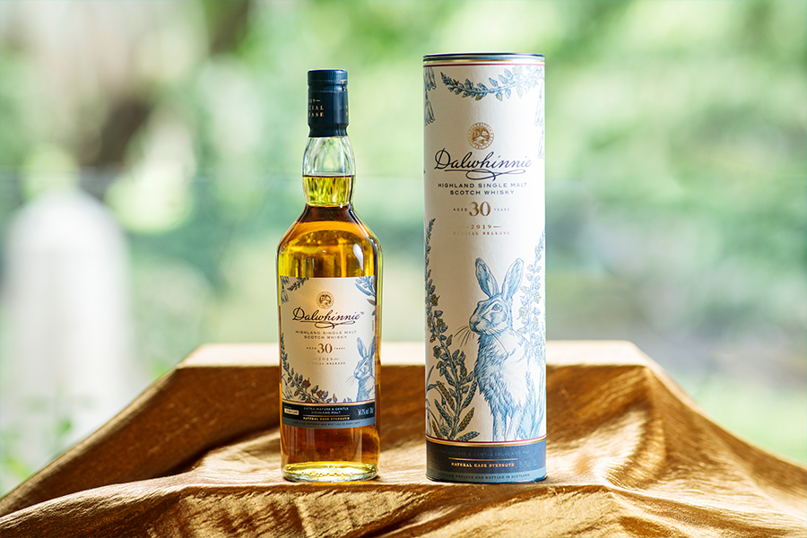 Special Releases rare by nature - Dalwhinnie 30yo