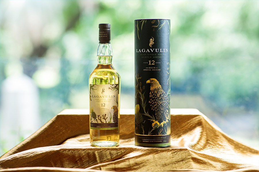 Special Releases rare by nature - Lagavulin 12yopng